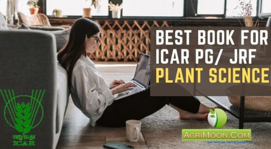 Best Book for ICAR PG/ JRF Plant Science