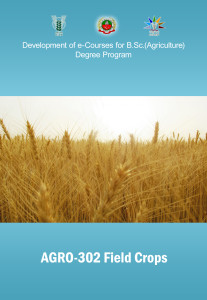 Cover of Field Crop (Kharif)