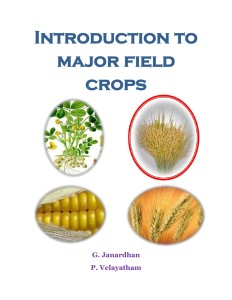 Cover of Introduction to major field crops
