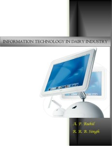 INFORMATION TECHNOLOGY IN DAIRY INDUSTRY