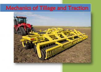 Mechanics of Tillage and Traction