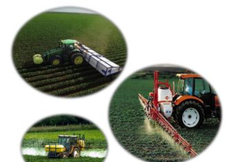 Production Technology of Agricultural Machinery