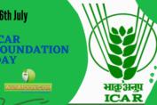 ICAR FOUNDATION DAY