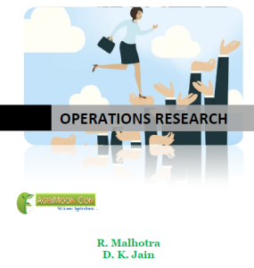 cover of operation research