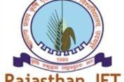 JET Rajasthan 2021